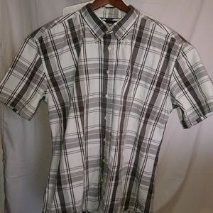 Tommy Hilfiger Men's Button-Down Shirt Size XXL